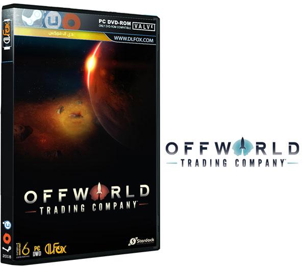 دانلود نسخه فشرده بازی Offworld Trading Company برای PC