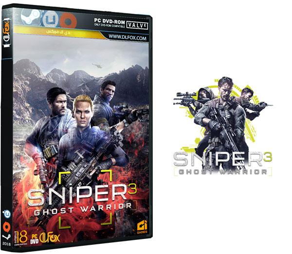 دانلود آپدیت بازی Sniper: Ghost Warrior 3 برای PC