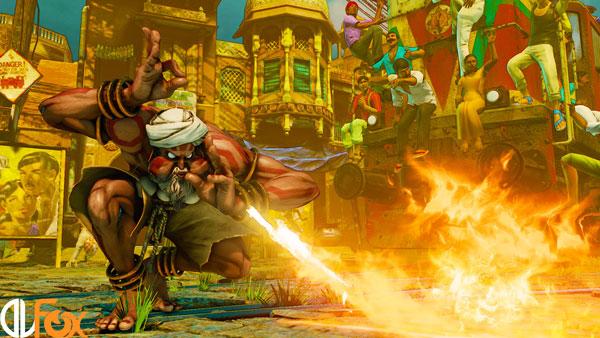 دانلود نسخه فشرده بازی Street Fighter V: Arcade Edition برای PC