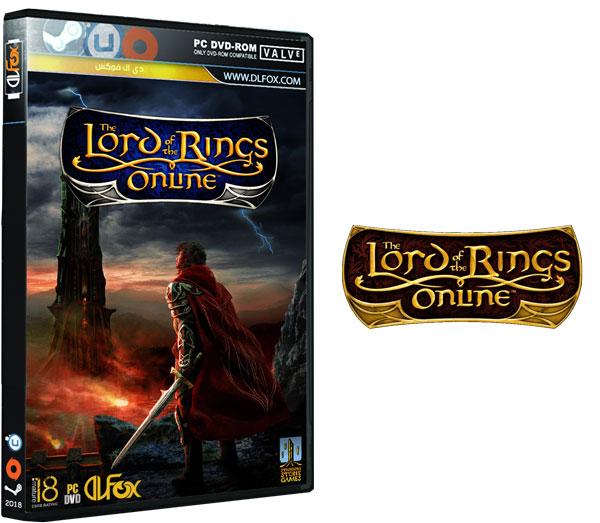 دانلود بازی The Lord of the Rings Online برای PC