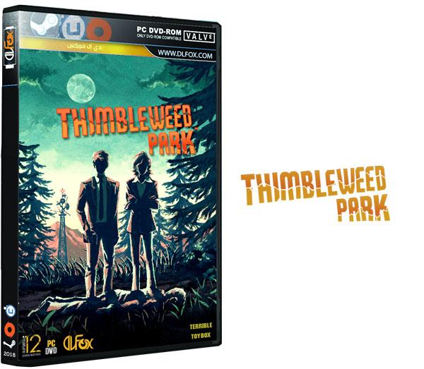 دانلود نسخه فشرده بازی Thimbleweed Park برای PC