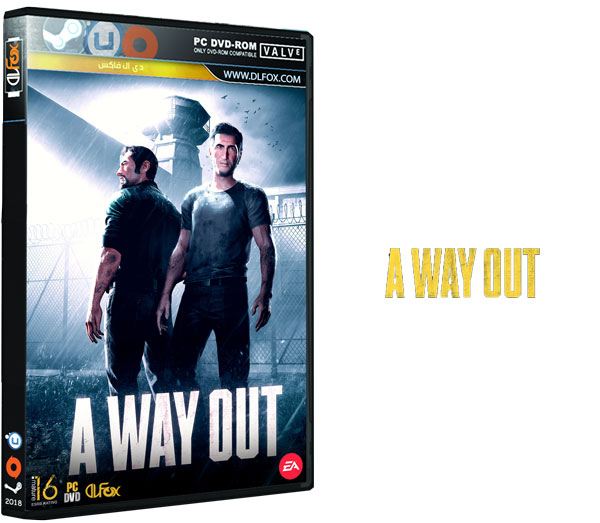 نسخه فشرده بازی A Way Out برای PC