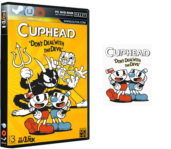 دانلود نسخه فشرده بازی Cuphead برای PS4