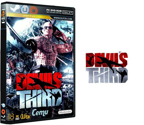 دانلود نسخه فشرده بازی Devils Third برای PC