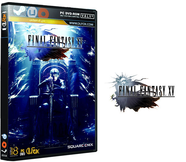 نسخه فشرده CorePack V1 بازی FINAL FANTASY XV برای PC