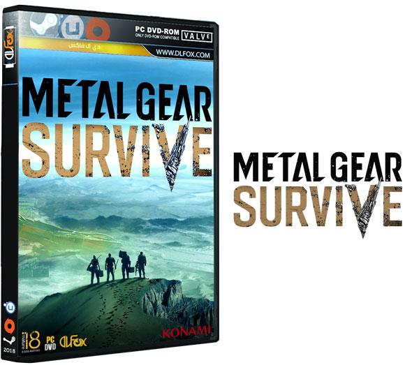دانلود نسخه فشرده بازی METAL GEAR SURVIVE برای PC