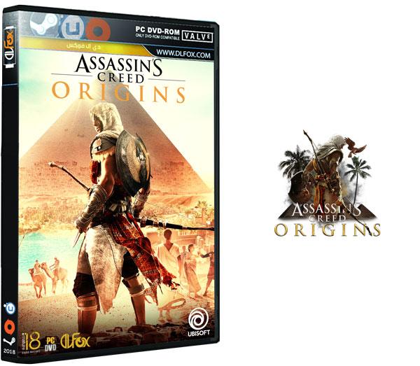 دانلود نسخه فوق فشرده CorePack بازی Assassins Creed: Origins برای PC