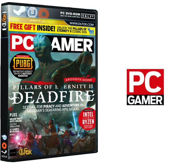 دانلود مجله PC Gamer UK – March 2018