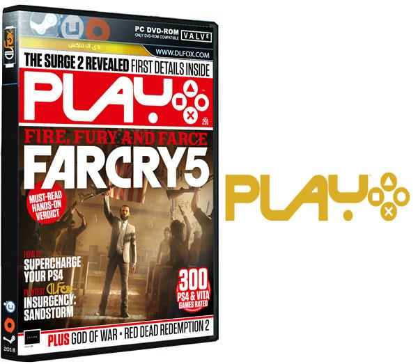 دانلود مجله Play UK – Issue 291 2018