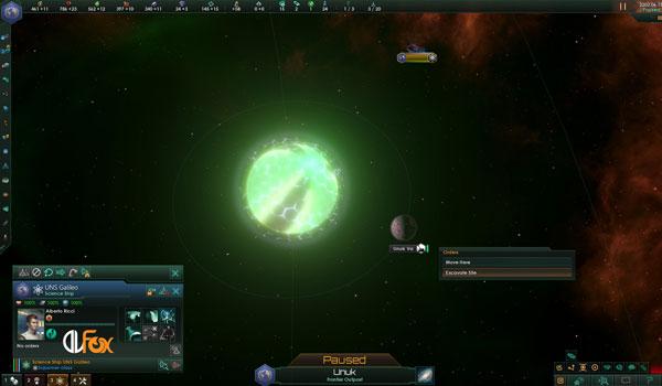 دانلود نسخه فشرده بازی Stellaris: Ancient Relics برای PC