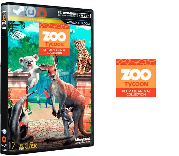 دانلود نسخه فشرده بازی Zoo Tycoon: Ultimate Animal Collection برای PC