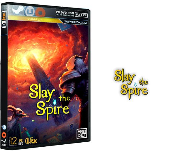 دانلود نسخه فشرده بازی Slay the Spire برای PC