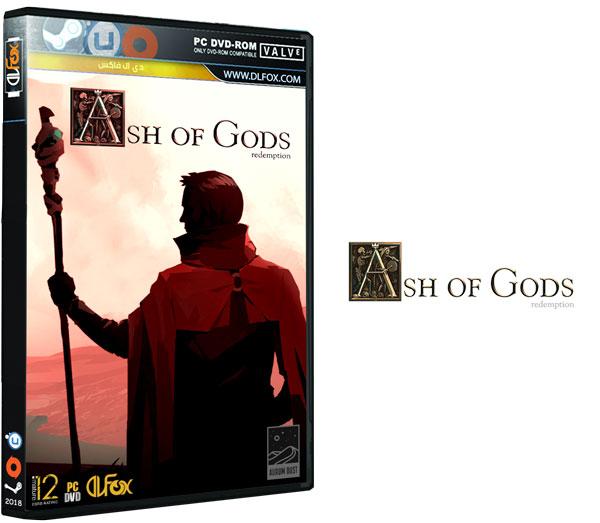 دانلود نسخه فشرده بازی Ash of Gods: Redemption برای PC