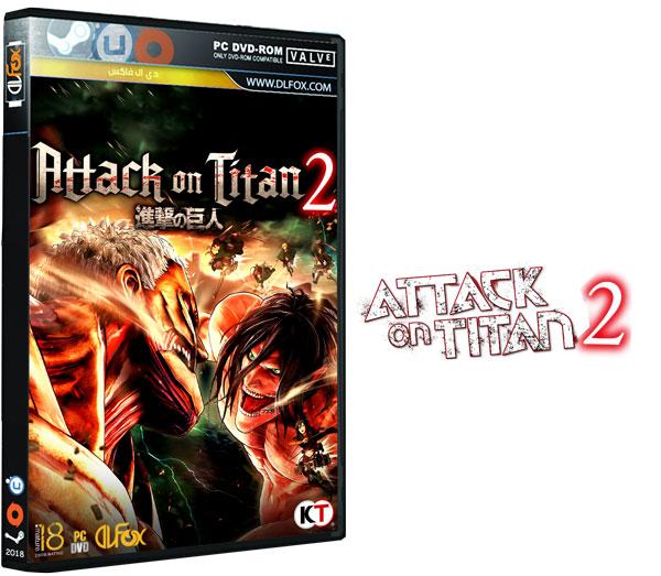 دانلود نسخه فشرده بازی Attack on Titan 2 برای PC