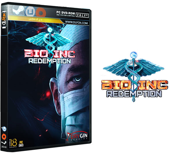 دانلود نسخه فشرده بازی Bio Inc. Redemption برای PC