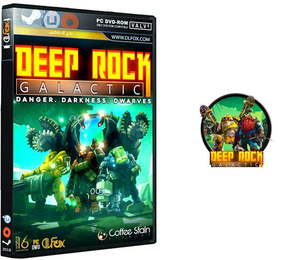دانلود نسخه فشرده بازی Deep Rock Galactic برای PC