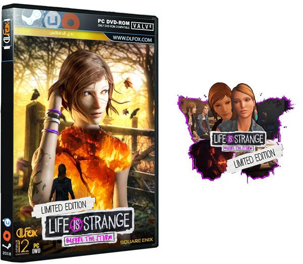 نسخه فشرده بازی Life is Strange: Before the Storm برای PC