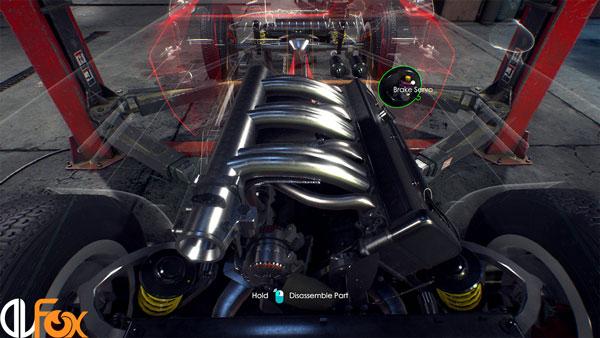 دانلود نسخه فشرده بازی Car Mechanic Simulator 2018 برای PC
