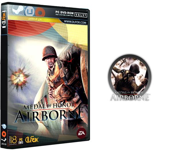 دانلود نسخه فشرده بازی Medal of Honor Airborne برای PC