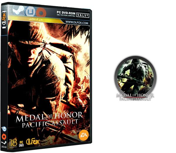 دانلود نسخه فشرده بازی Medal of Honor Pacific Assault برای PC