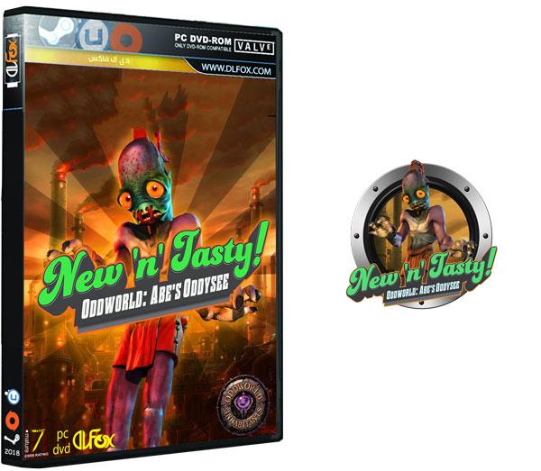 دانلود نسخه فشرده بازی Oddworld: New 'n' Tasty برای PC