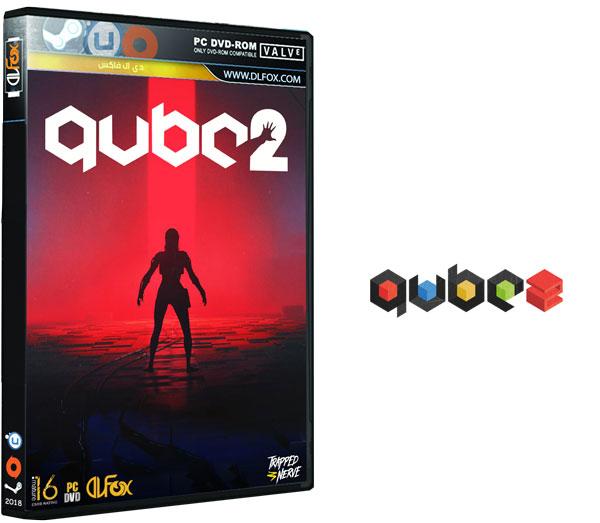 دانلود نسخه فشرده بازی Q.U.B.E. 2 برای PC
