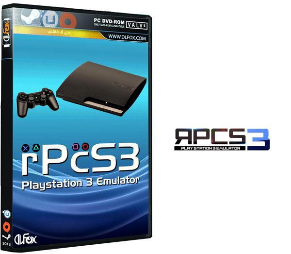 دانلود برنامه شبیه ساز RPCS3 برای PC