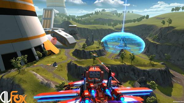 دانلود نسخه نهایی بازی Robocraft برای PC
