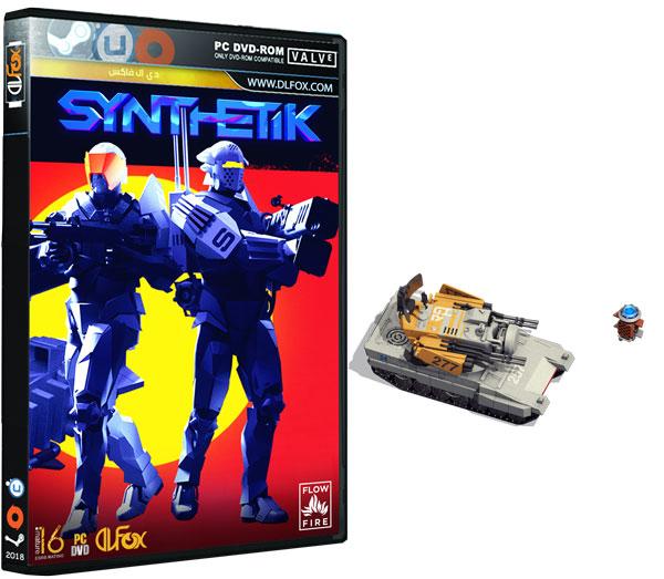 دانلود نسخه فشرده بازی Synthetics برای PC