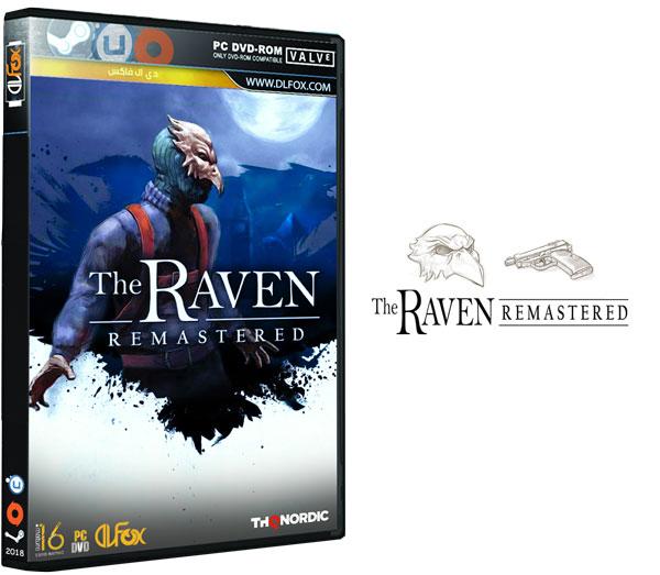 دانلود نسخه فشرده CorePack بازی The Raven Remastered برای PC