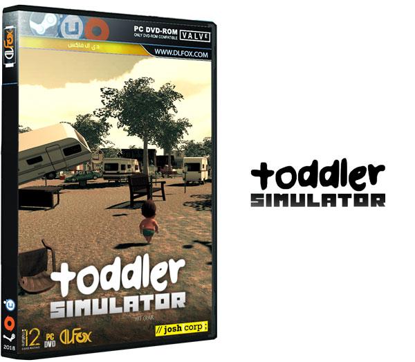 دانلود نسخه فشرده بازی Toddler Simulator برای PC