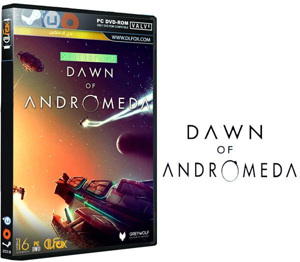 دانلود نسخه فشرده بازی Dawn of Andromeda: Subterfuge برای PC