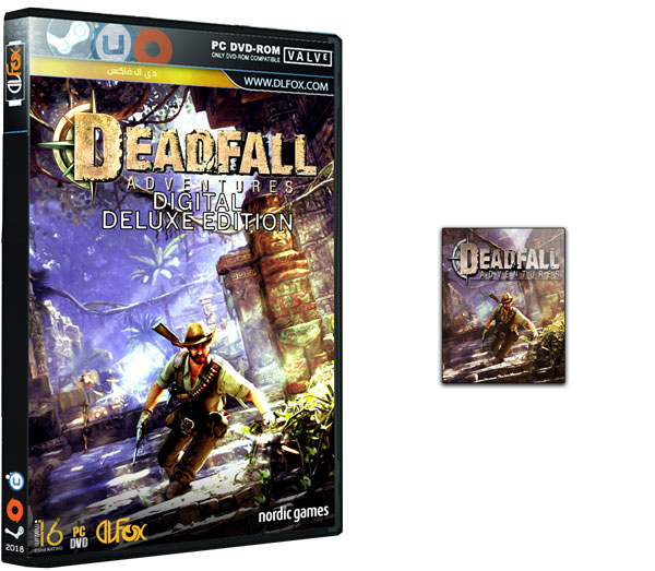 نسخه فشرده بازی Deadfall Adventures Digital Deluxe Edition برای PC