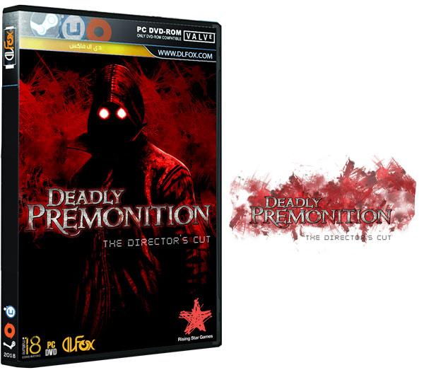 دانلود نسخه فشرده بازی Deadly Premonition: The Directors Cut برای PC