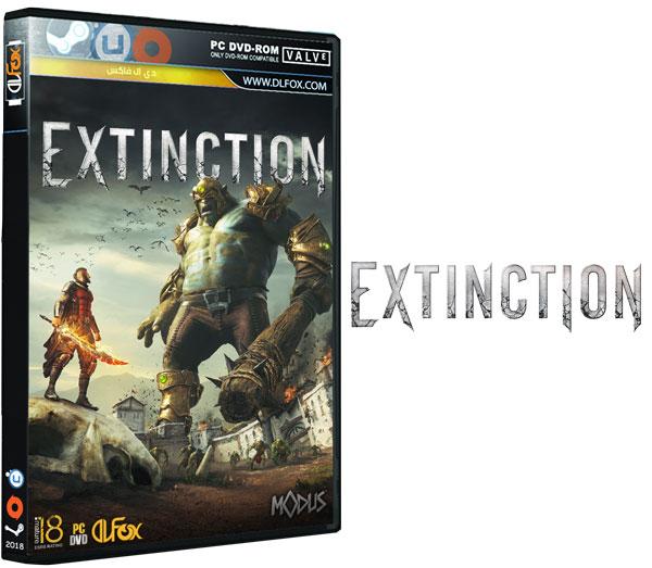 دانلود نسخه فشرده بازی Extinction برای PC