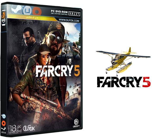 دانلود نسخه فشرده CorePack V0 بازی FAR CRY 5 برای PC