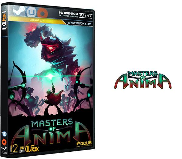 دانلود نسخه فشرده بازی Masters of Anima برای PC