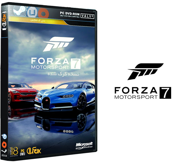 دانلود نسخه فشرده FitGirl بازی Forza Motorsport 7 برای PC
