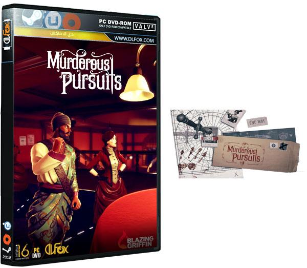 دانلود نسخه فشرده FitGirl بازی Murderous Pursuits Deluxe Edition برای PC