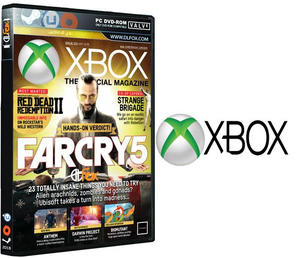 دانلود مجله Official Xbox Magazine USA – May 2018