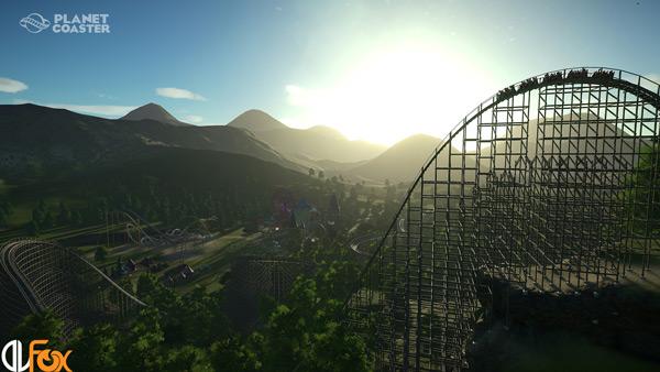 دانلود نسخه فشرده بازی Planet Coaster Complete Edition برای PC