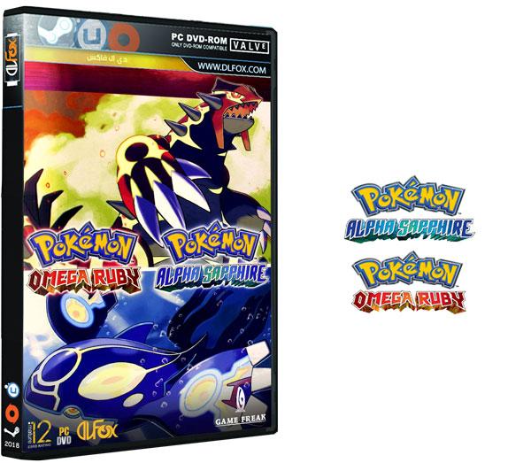دانلود نسخه فشرده بازی Pokemon Omega Ruby and Alpha Sapphire برای PC