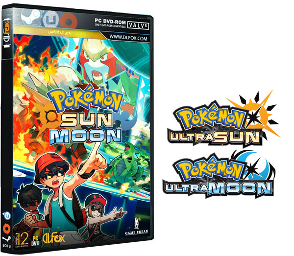 دانلود نسخه فشرده بازی Pokemon Ultra Sun and Moon برای PC