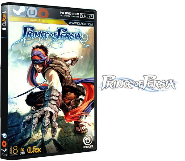 دانلود نسخه فشرده بازی Prince of Persia 2008 برای PC
