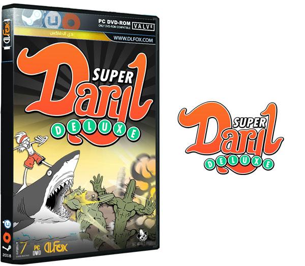 دانلود نسخه فشرده بازی Super Daryl Deluxe برای PC