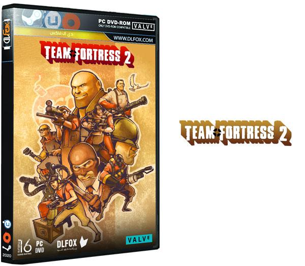 دانلود نسخه نهایی بازی Team Fortress 2 برای PC