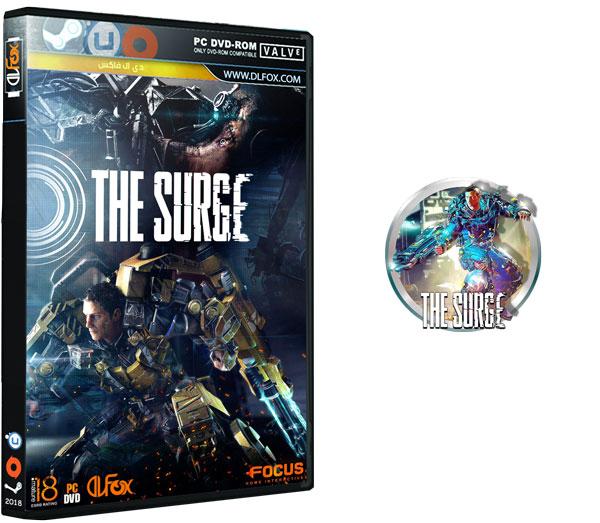 دانلود نسخه فشرده FitGirl بازی THE SURGE برای PC