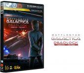 دانلود نسخه فشرده بازی Battlestar Galactica Deadlock برای PC