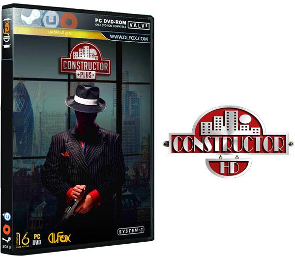 دانلود نسخه فشرده بازی Constructor HD برای PC