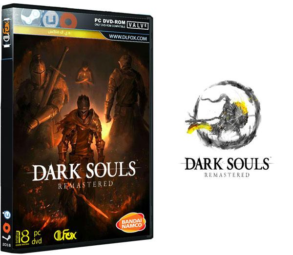 دانلود نسخه فشرده FitGirl بازی DRK SOULS REMASTERED برای PC